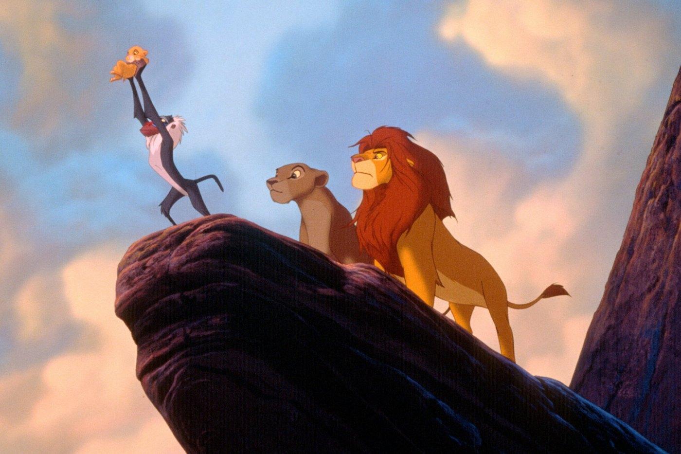 Lion King; Disney; Cartoon; Circle of life
