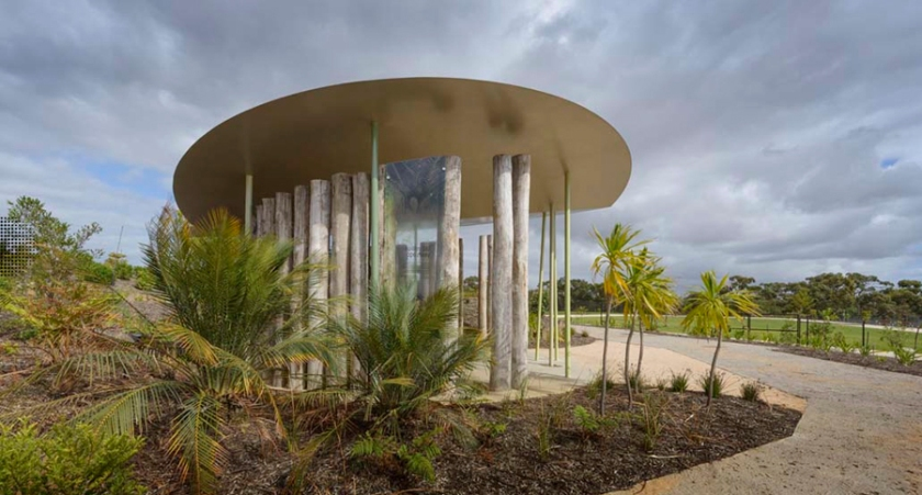 australian garden shelter