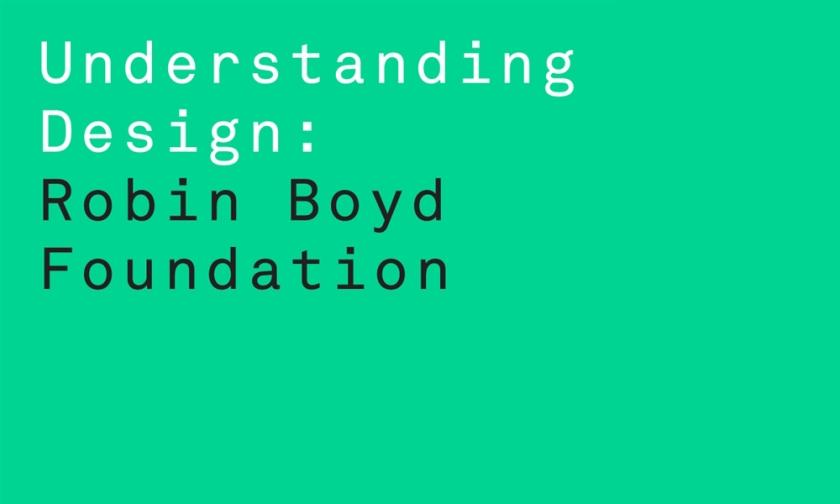 robin boyd foundation