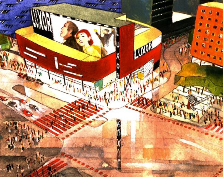 new luxor theatre