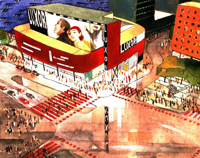new luxor theatre