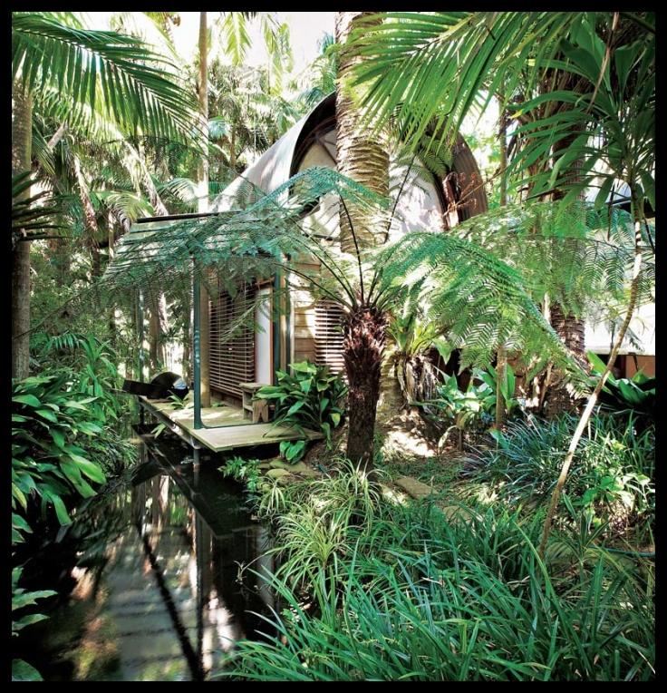 palm garden house#2