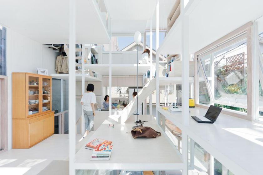 NA house interior #2