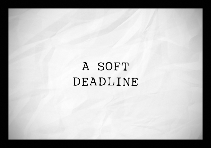 soft deadline