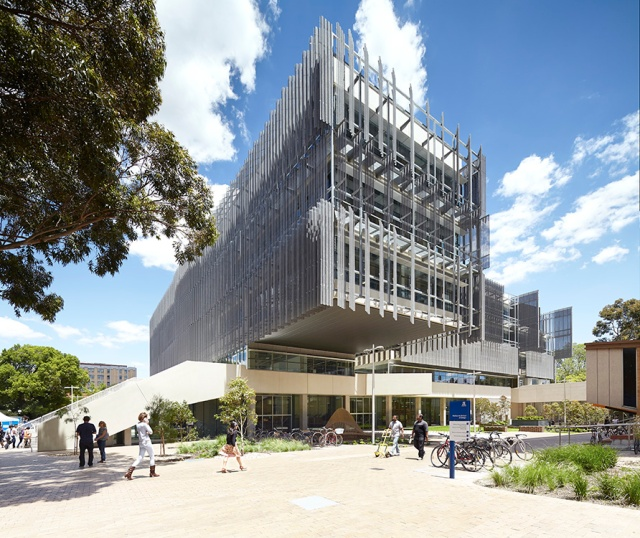 melbourne school of design cantilever