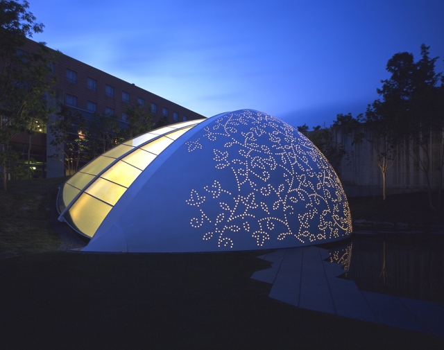 Leaf Chapel; Klein Dytham; Japan; Weddings