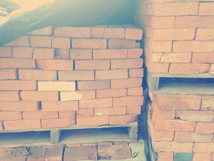 Murrindindi; Bricks; Pallets; Building