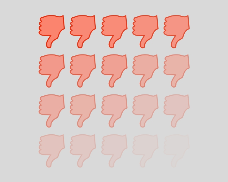 Emoji; Emoticon; Dislike; Red