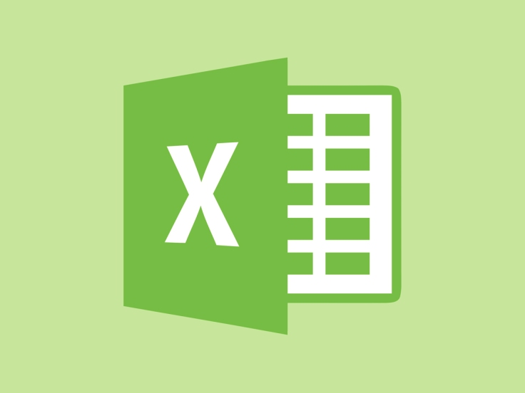 Microsoft; Excel; Logo