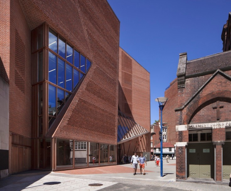 O'Donnell and Tuomey; Architecture; Bricks; University