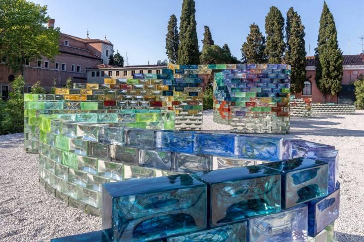 Pae White; Venice; Venice Biennale