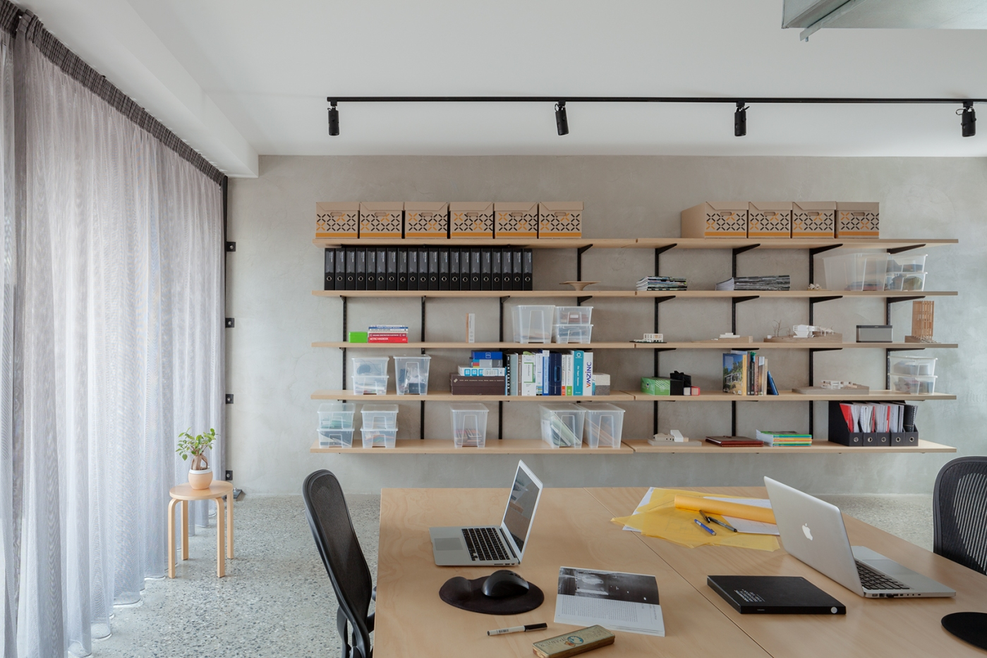 Office; Studio; Tatjana Plitt