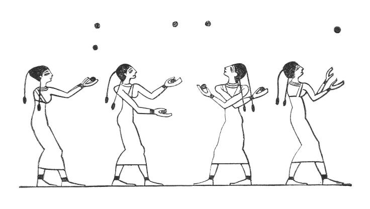 Beni Hassan; Egypt; Tomb painting