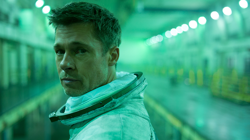 Brad Pitt; Ad Astra; James Gray; Cinema; Film