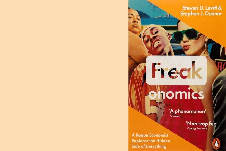 Freakonomics; Steven Levitt; Stephen Dubner; Business; Book