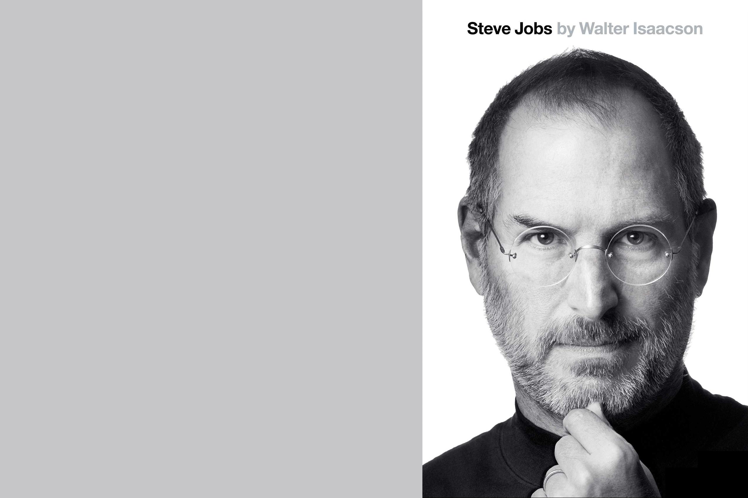 Steve Jobs; Walter Isaacson; Apple; Business; Book
