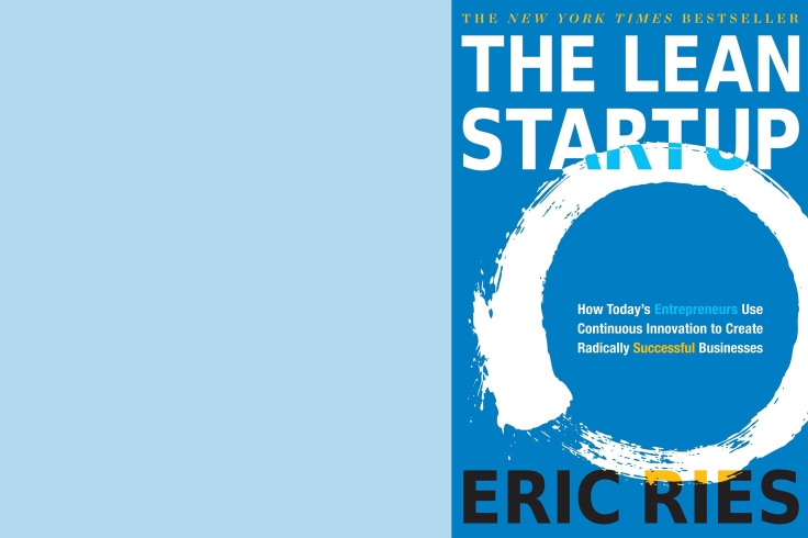 The Lean Startup; Eric Ries; Business; Book